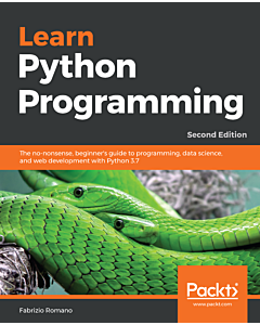 Learn Python Programming - Second Edition
