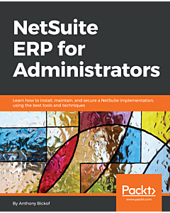 NetSuite ERP for Administrators